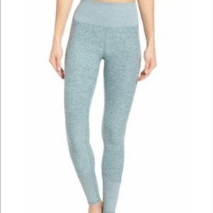 Alo Yoga Pants and Beyond Yoga Blue top